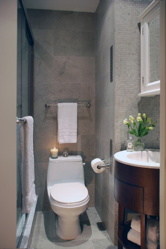 Awesome Agencement Salle De Bain Couloir Photos