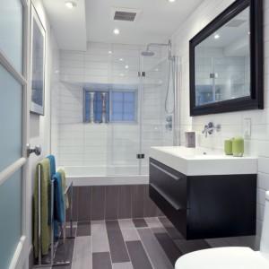 Amenager une salle de bain sous comble salle de bain for Petite salle de bain sous sol