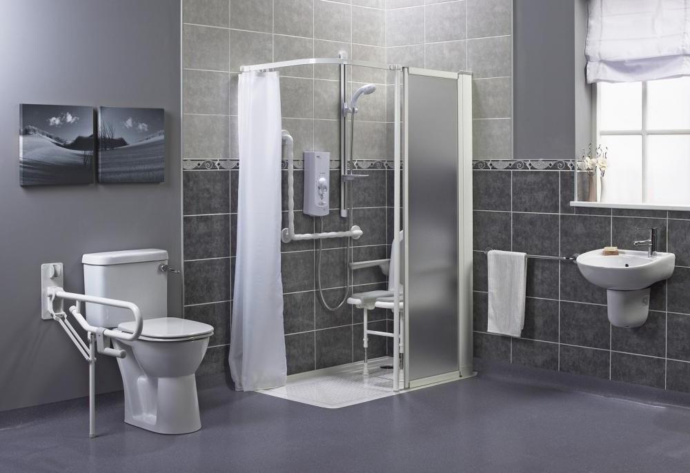 Am nager une salle de bain pour handicap salle de bain for Salle de bain pour handicape