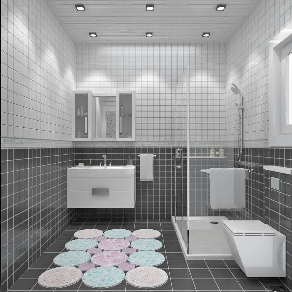 Am nagement salle de bain 6m2 for Amenagement salle de bain 7m2