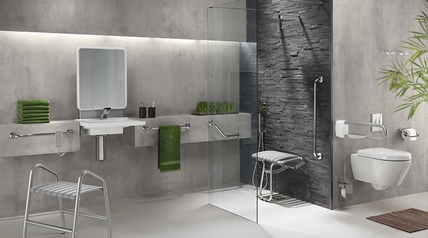 Amenagement salle de bains senior salle de bain id es de d coration de maison a89l7avb2g for Amenagement salle de bain