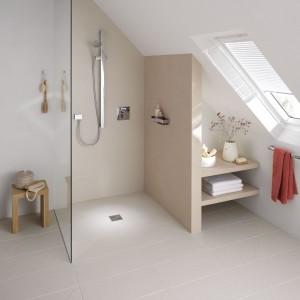 Salle de bain combles am nag es salle de bain id es de - Amenager une salle de bain de 7m2 ...