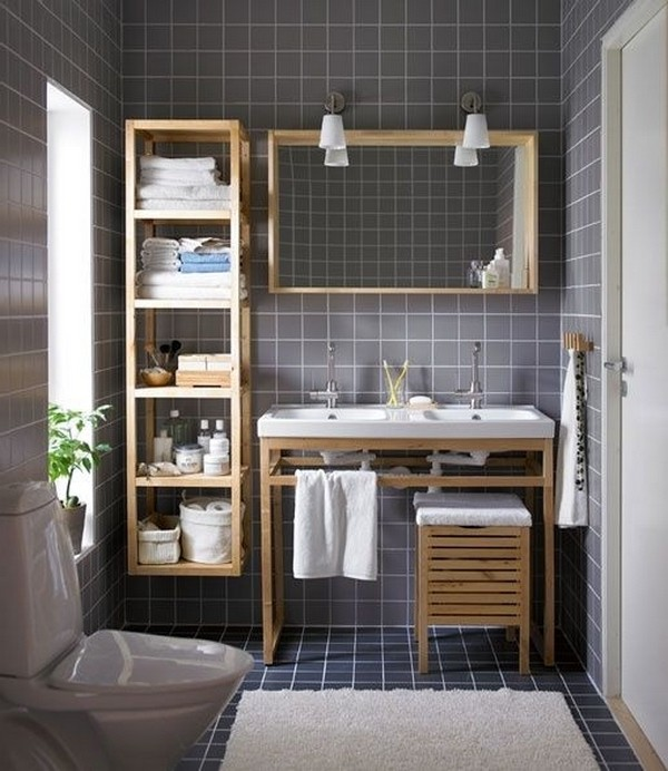 etagere salle de bain ikea interesting de bain ikea salle de bain xuan u meilleur tagre salle. Black Bedroom Furniture Sets. Home Design Ideas