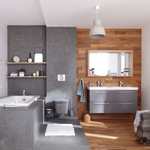 creer sa propre salle de bain salle de bain id es de. Black Bedroom Furniture Sets. Home Design Ideas