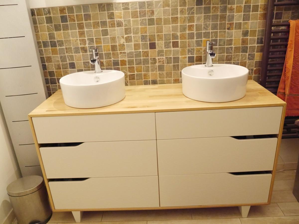 Double Vasque Salle De Bain Ikea