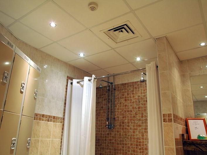 Humidité Salle De Bain Plafond