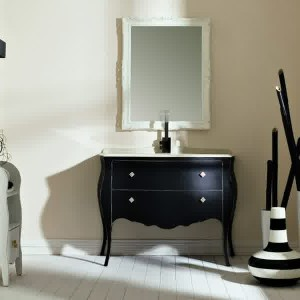 Meuble lavabo salle de bain conforama salle de bain for Lavabo salle de bain retro