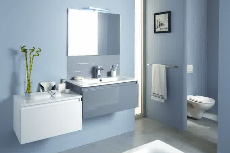 Meuble sous lavabo brico depot maison design for Lavabos bricodepot