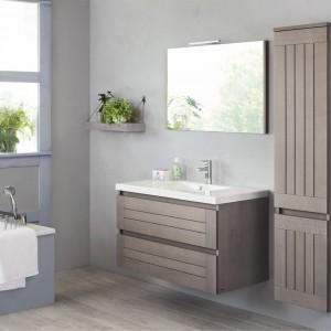 Meuble sous evier salle de bain conforama salle de bain for Evier salle de bain ikea