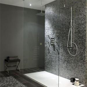 Modele de salle de bain moderne salle de bain id es de - Douche al italienne photo ...