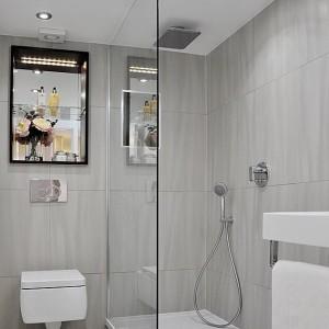 Id e salle de bain douche a l 39 italienne salle de bain id es de d cora - Modele salle de bain douche italienne ...