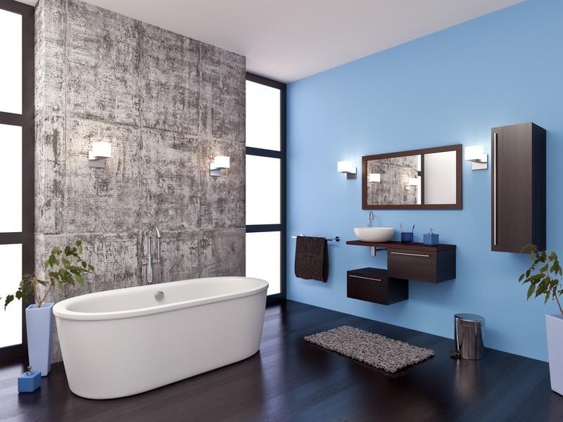 parquet stratifié salle de bain hydrofuge - salle de bain : idées ... - Stratifie Hydrofuge Salle De Bain