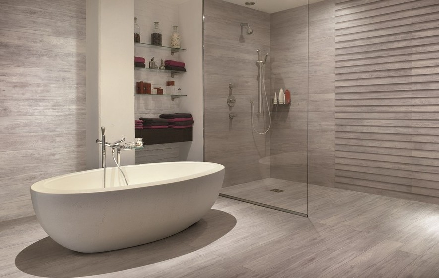 Pose sol stratifi salle de bain salle de bain id es for Stratifie salle de bain
