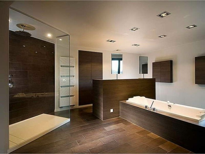 revetement mural salle de bain pvc salle de bain id es. Black Bedroom Furniture Sets. Home Design Ideas