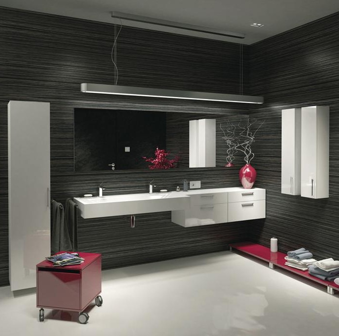 128 meuble salle de bain en soldes forest salle de bain. Black Bedroom Furniture Sets. Home Design Ideas