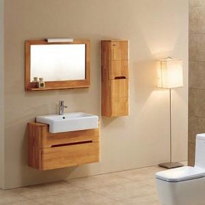 meubles salle de bain bois massif pas cher salle de bain id es de d coration de maison. Black Bedroom Furniture Sets. Home Design Ideas