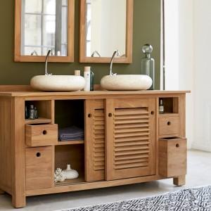 Ensemble meuble vasque salle bain pas cher salle de bain - Meuble salle de bain pas cher ikea ...