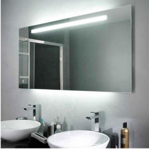 Eclairage salle de bain avec prise salle de bain id es for Bandeau lumineux salle de bain