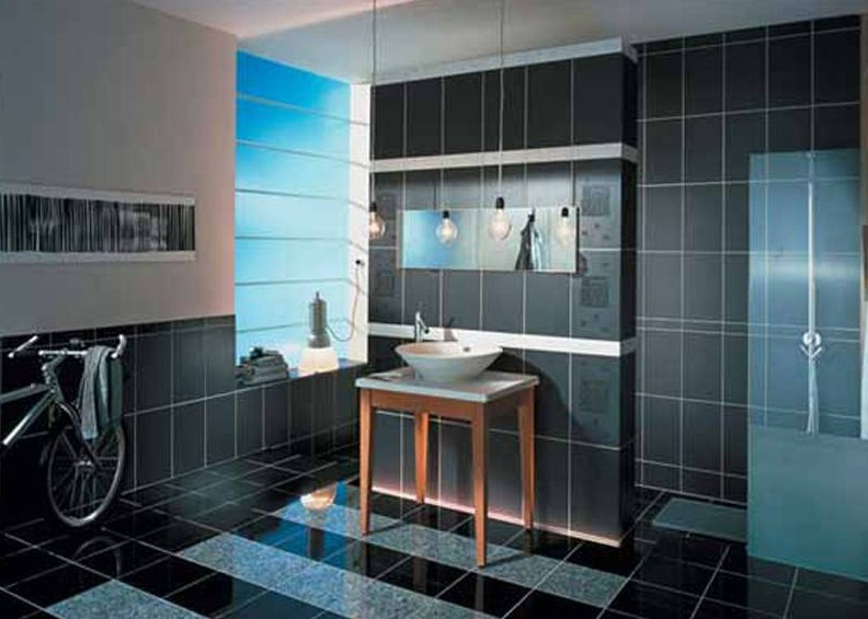 Carrelage mur salle de bain point p salle de bain for Carrelage cuisine point p