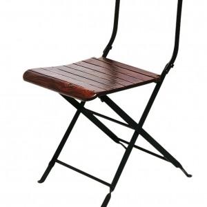 chaise bistrot metal free lot de chaises bistrot en mtal angie blanc with chaise bistrot metal. Black Bedroom Furniture Sets. Home Design Ideas