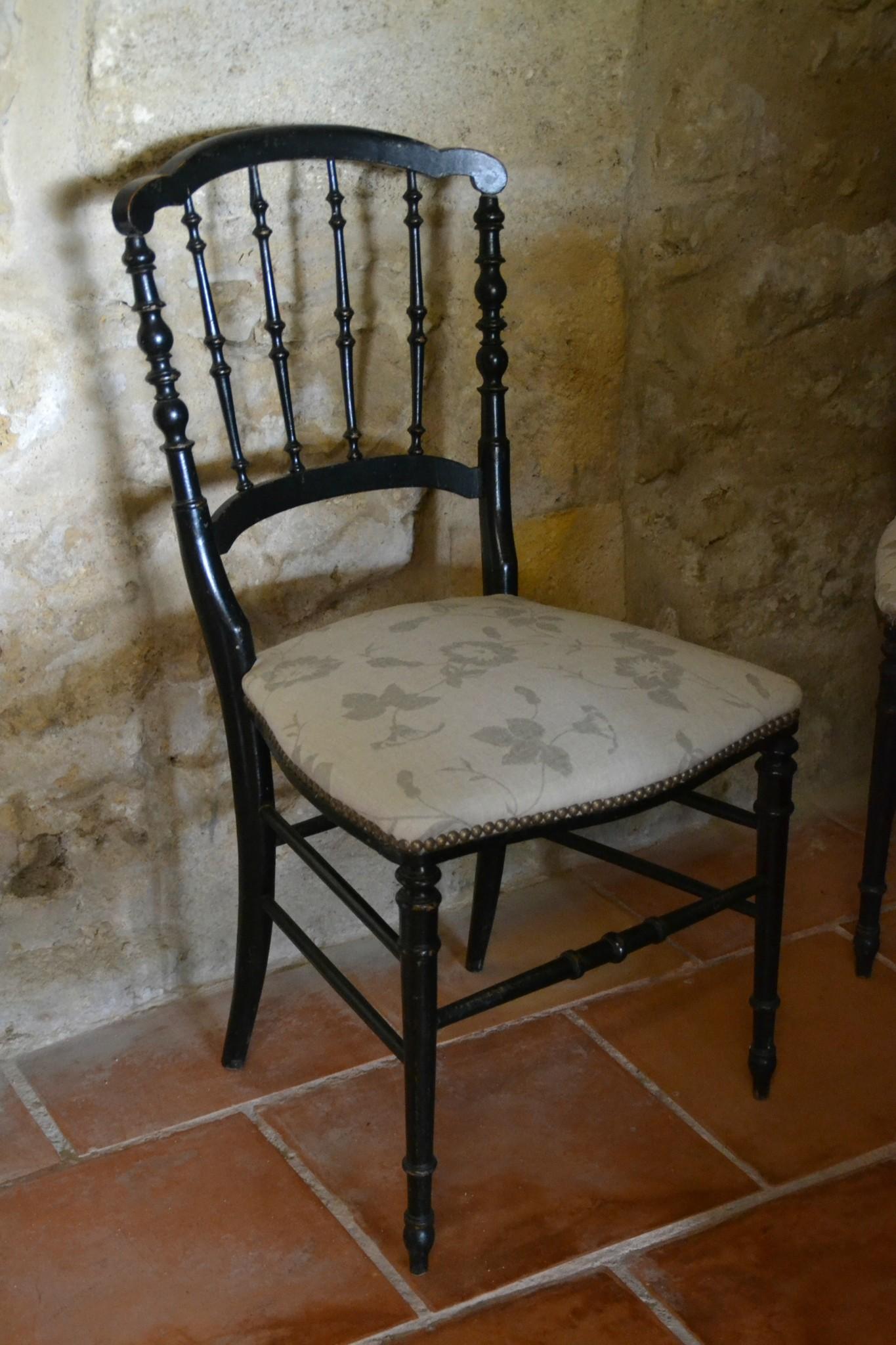 chaise napoleon 3 le bon coin chaise id es de. Black Bedroom Furniture Sets. Home Design Ideas