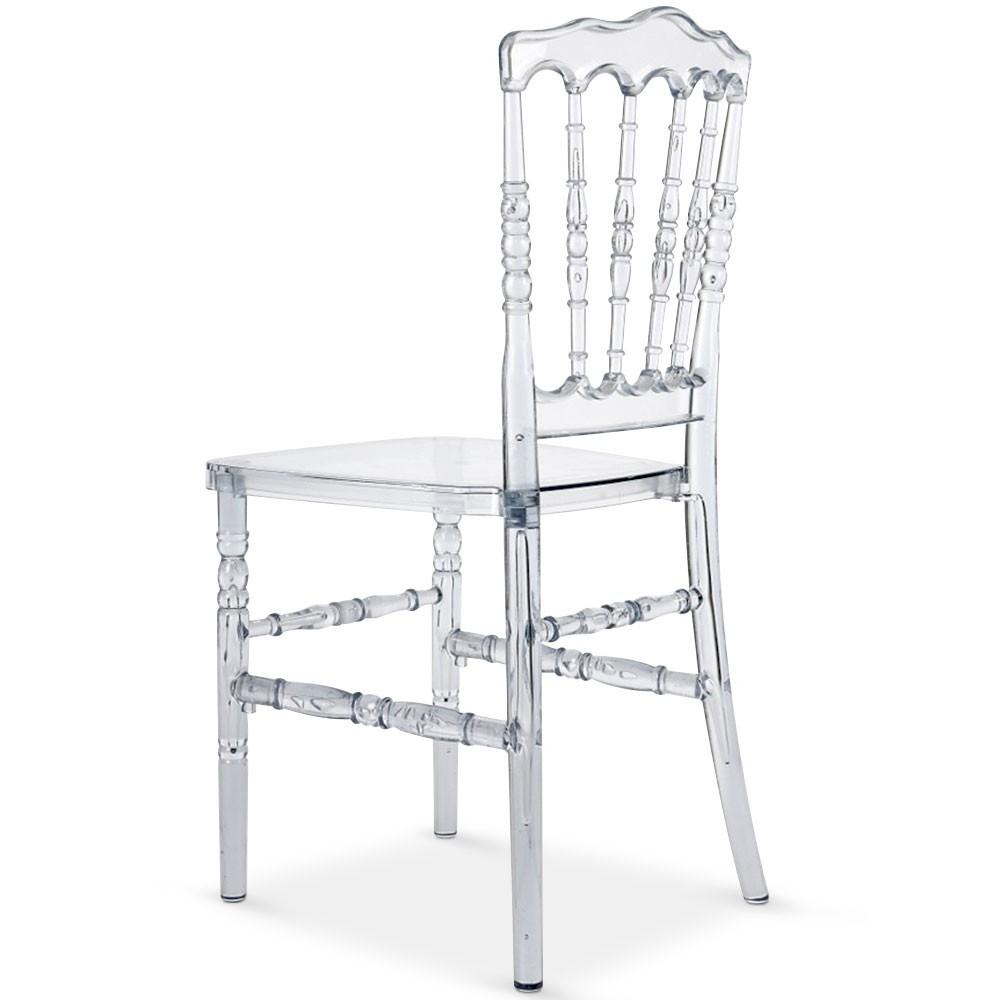 Chaise Napoleon 3 Plexi