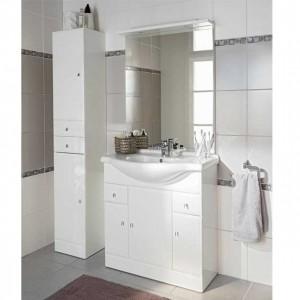 lapeyre meuble salle de bain gain de place salle de bain