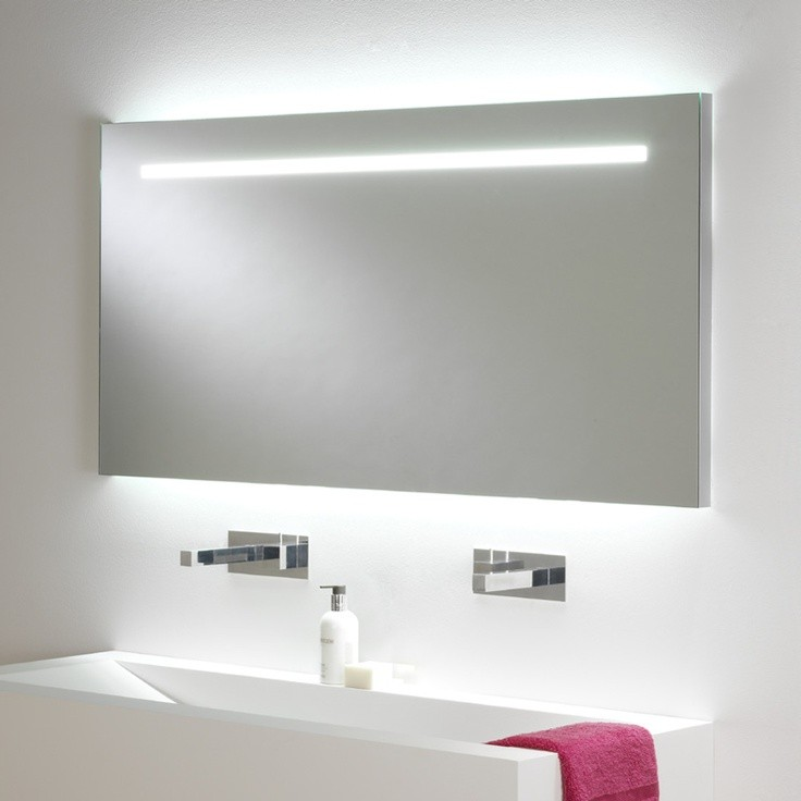 Miroir salle de bain bluetooth good h chrono connect ou for Miroir sur mesure leroy merlin