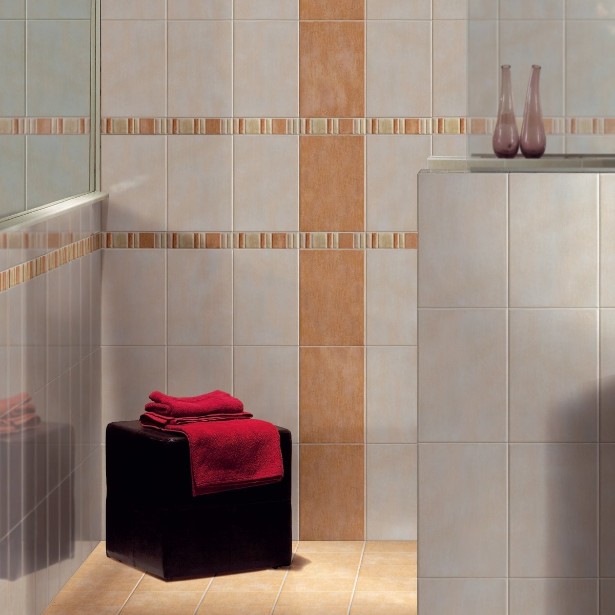 Point p faience salle de bain carrelage r novation point for Salle bain faience