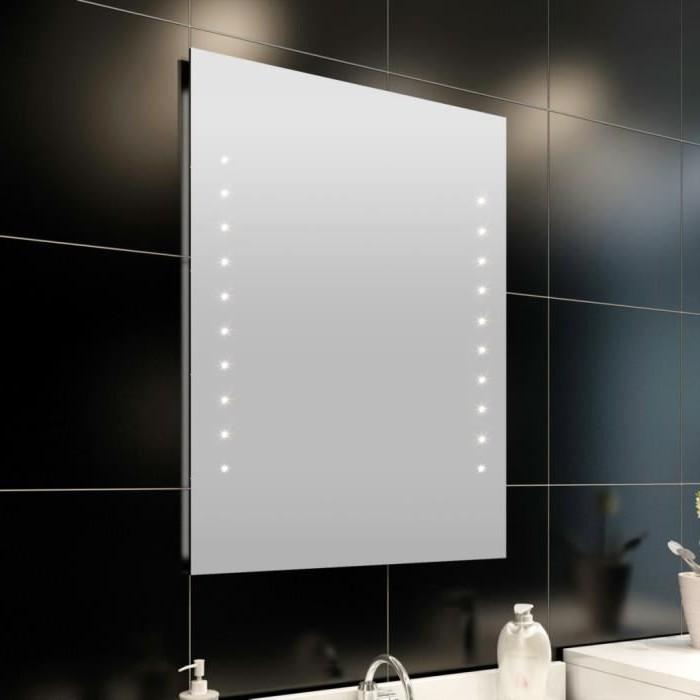 Hauteur Eclairage Miroir Salle De Bain