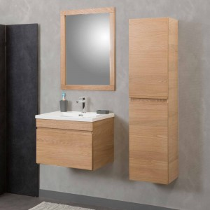 Hauteur meuble salle de bain avec vasque meilleures for Hauteur standard meuble salle de bain