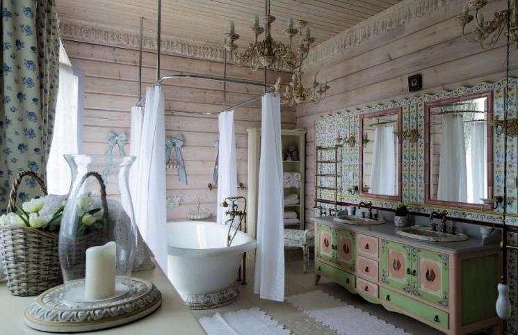 Idee deco salle de bain retro salle de bain id es de for Idee deco salle de bain 2016