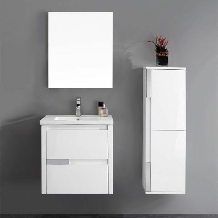 meuble salle de bain conforama blanc cheap miroir salle. Black Bedroom Furniture Sets. Home Design Ideas