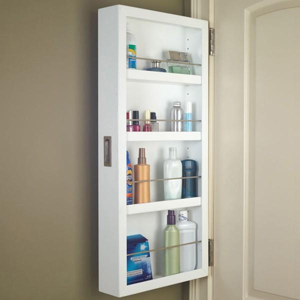 Meuble de rangement pour petite salle de bain salle de for Petit rangement salle de bain