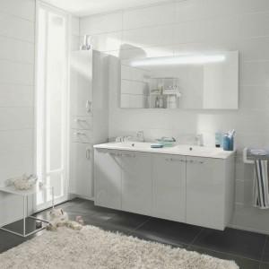 Meuble salle de bain aubergine brico depot salle de bain for Meuble de salle de bain pas cher brico depot