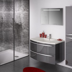 conforama meuble lavabo awesome meubles de salle de bain. Black Bedroom Furniture Sets. Home Design Ideas