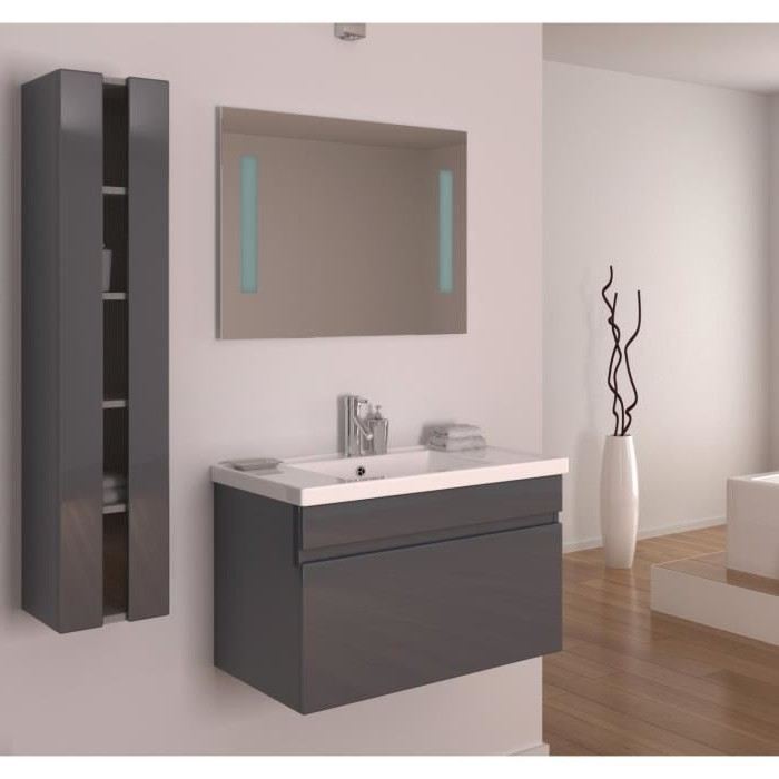 Lavabo conforama de with lavabo conforama stunning for Meuble vasque salle de bain conforama