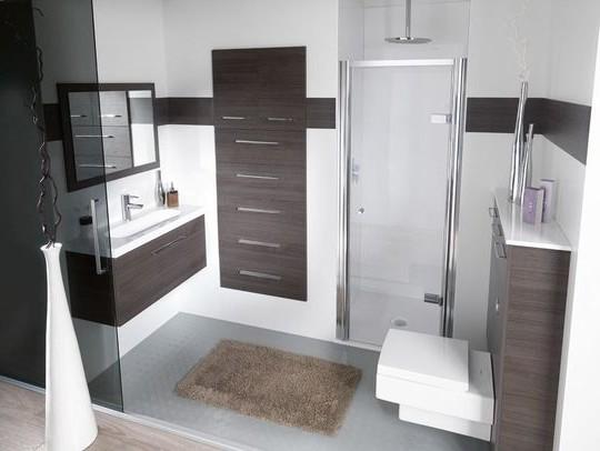 Meuble pour petite salle de bain ikea salle de bain for Decoration salle de bain ikea