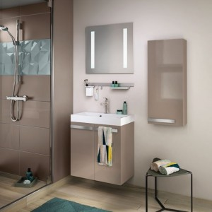 Meuble pour tres petite salle de bain salle de bain id es de d coration d - Toute petite salle de bain ...