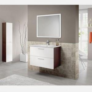 Meuble salle de bain weng conforama salle de bain for Rangement salle de bain conforama