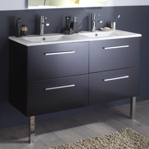 meuble salle de bain 2 vasques salle de bain id es de