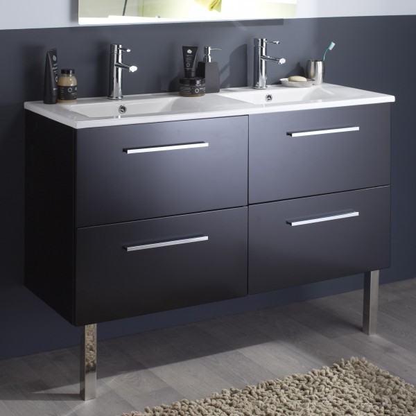 Vasques leroy merlin cheap beau meuble double vasque for Double vasque salle de bain leroy merlin