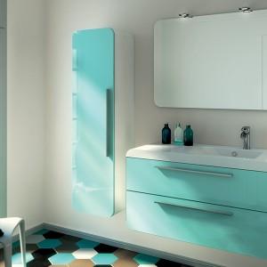 Meuble salle de bain arrondi pas cher salle de bain for Meuble angle arrondi