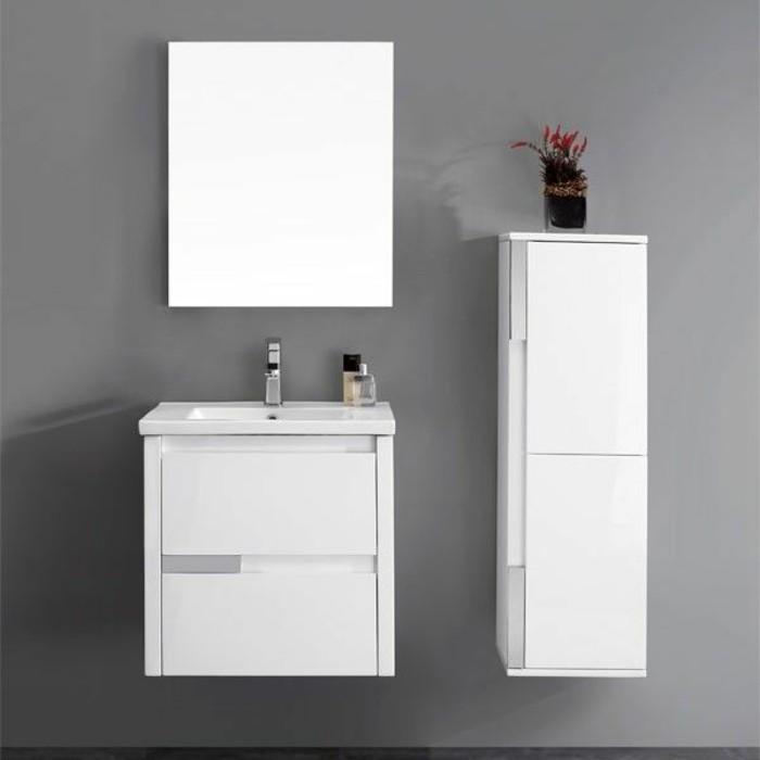 Meuble Salle De Bain Conforama Blanc