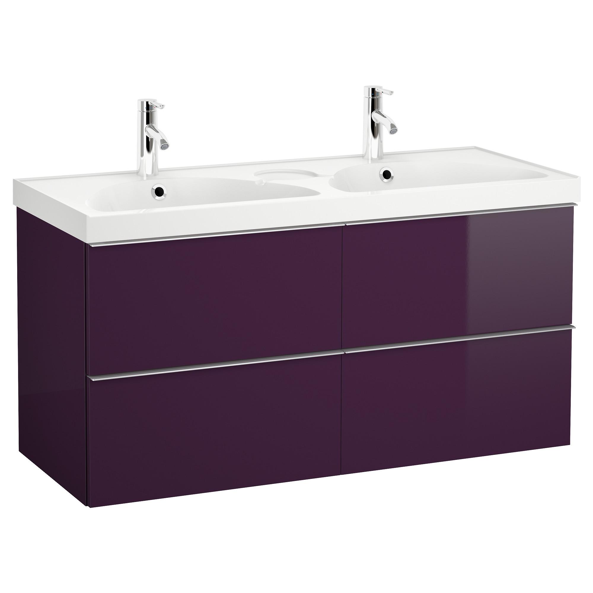 Meuble Salle De Bain Deux Vasques Ikea