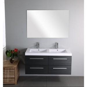 Meuble salle de bain deux vasques ikea salle de bain for Meuble salle de bain pas cher 2 vasques