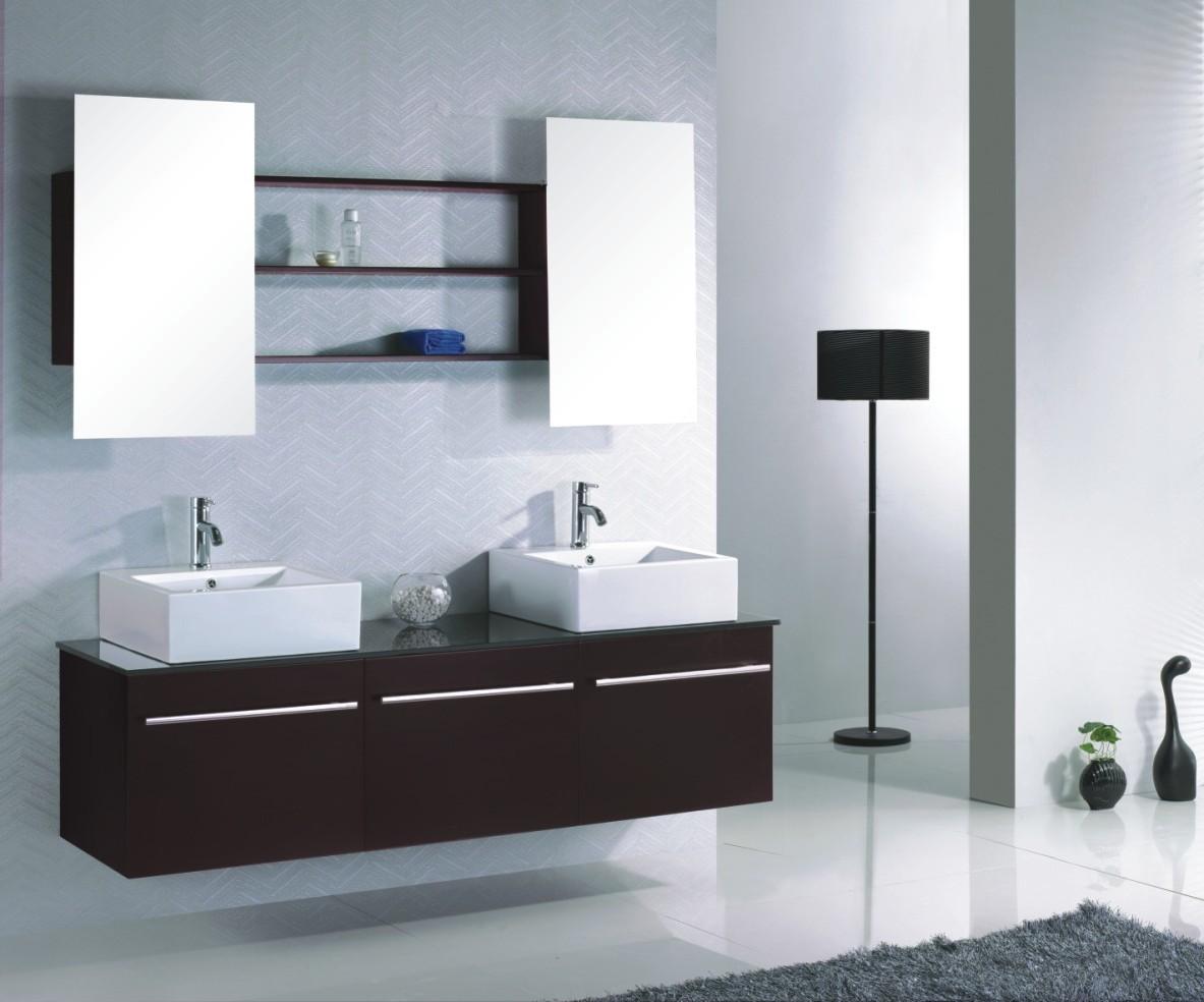 Meuble Salle De Bain Double Vasque En Solde