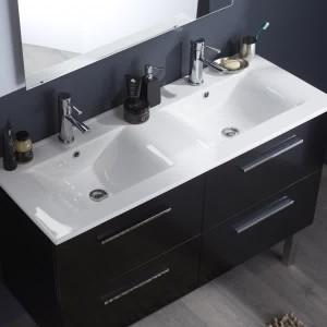 Meuble vasque salle de bain gain de place salle de bain for Salle de bain gain de place