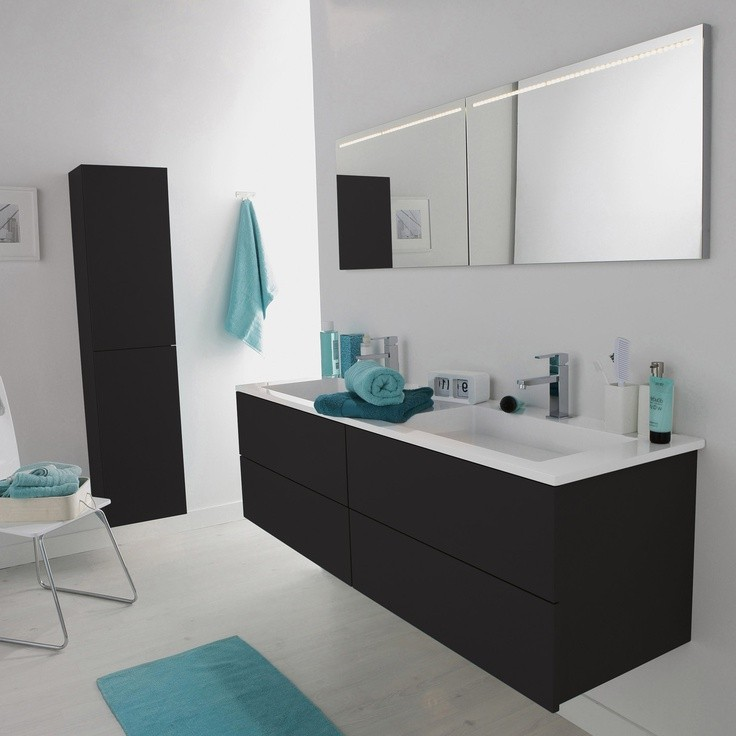 meuble salle de bain leroy merlin collection image salle de bain id es de d coration de. Black Bedroom Furniture Sets. Home Design Ideas