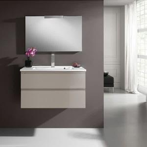 meuble salle de bain arrondi pas cher salle de bain